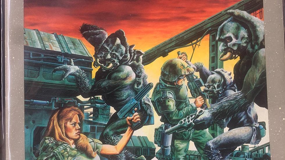 2300 AD RPG Kafer Dawn