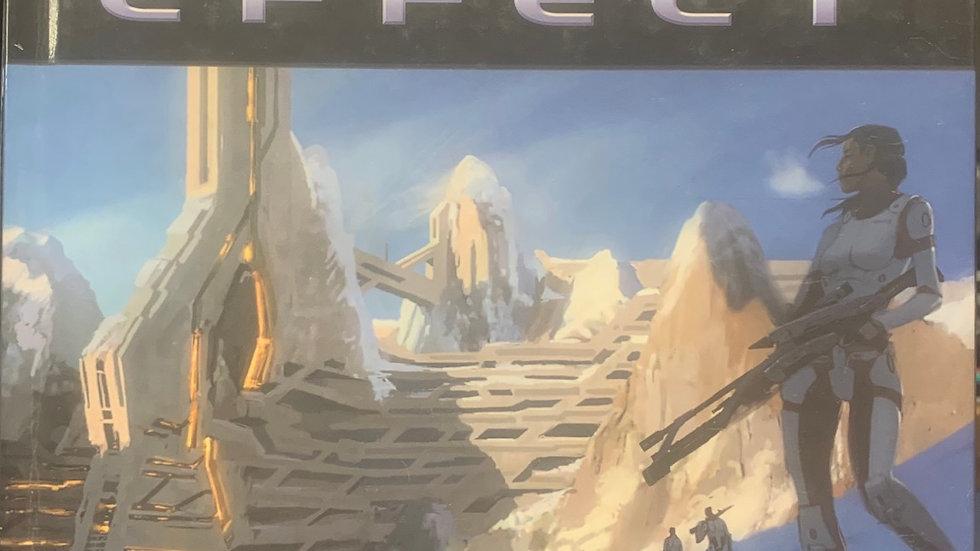 The art of Mass Effect book