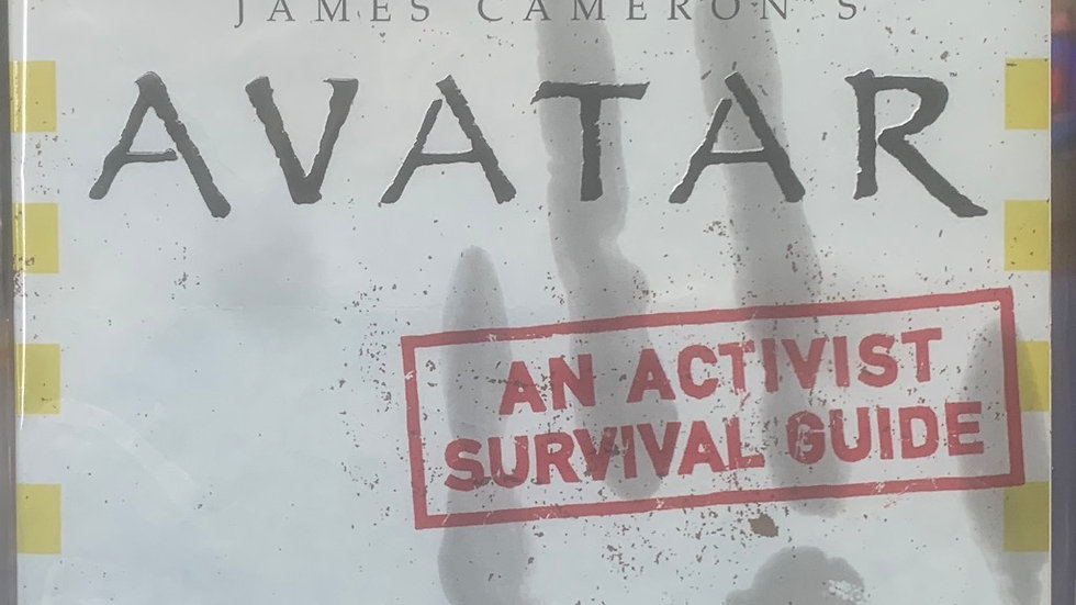 Avatar activist survival guide book