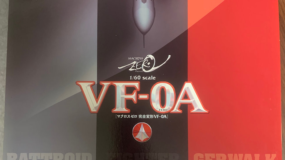 Macross Zero VF-0A  1/60 yamato