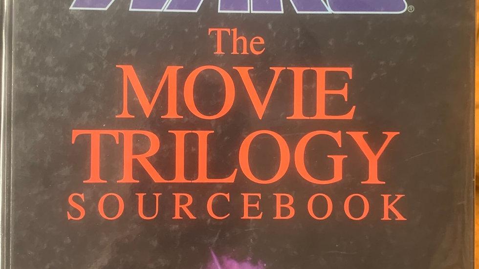 Star Wars RPG the Movie Trilogy Sourcebook Rpg