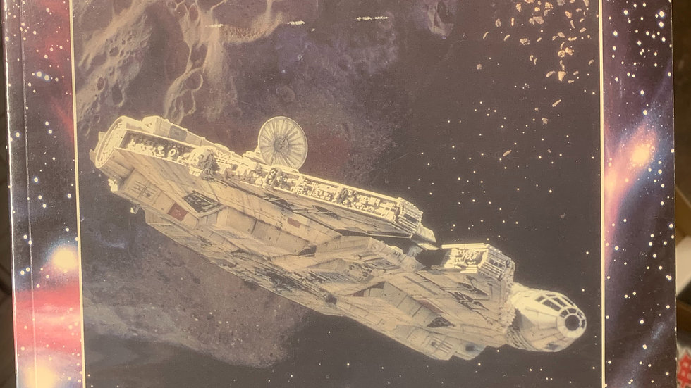 Star Wars Galaxy Guide 6: Tramp Freighters Galaxy guide