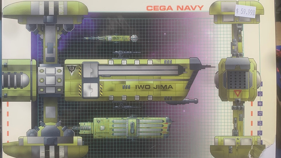 Jovian Chronicles project ships of the fleet rpg 3