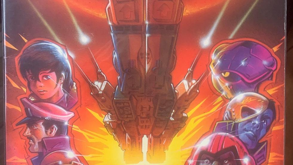 Robotech graphic novel 1986