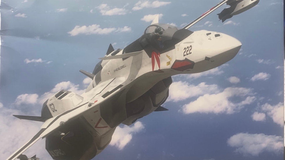 Variable Fighter Master File VF-19 Excalibur
