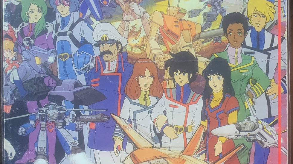 Files Magazine Spotlight on Robotech