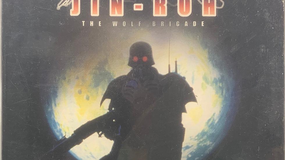 Jin-Ron the wolf brigade dvd