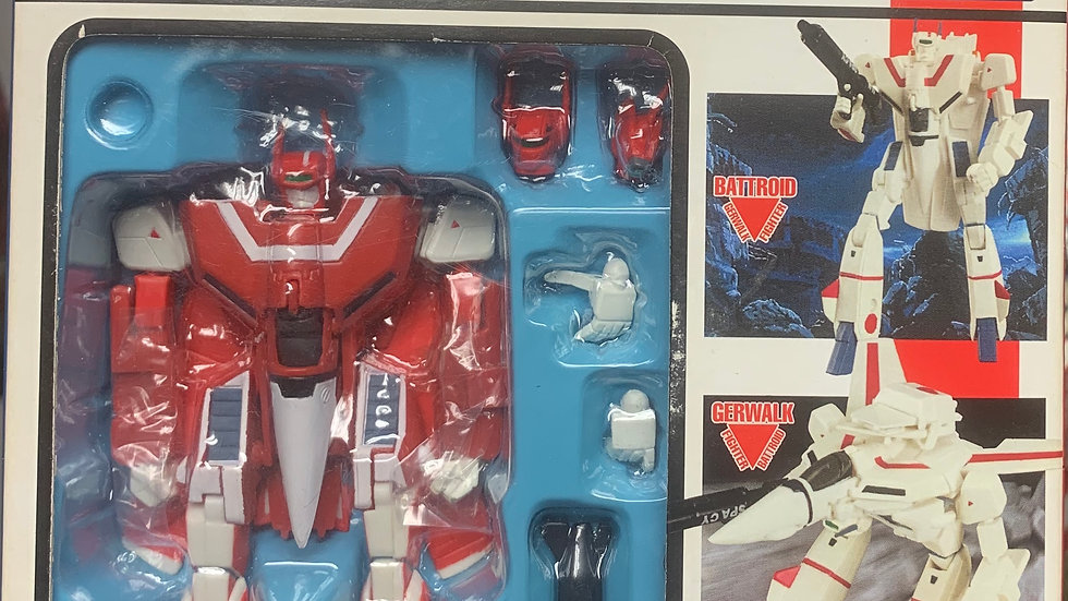 Perfect Transformation Valkyrie part 2 VF-1S/J/A