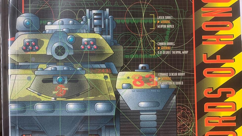 Heavy Gear RPG  Sourcebook Tanks & Artillery dp9-039