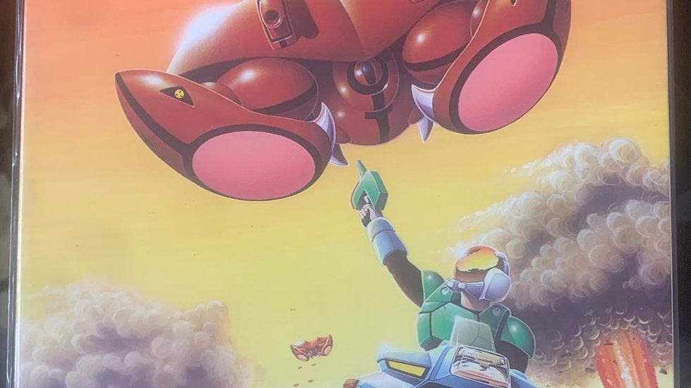 Robotech RPG : invid invasion book 5