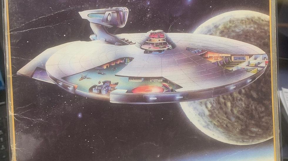 Star Trek RPG  Federation  Ship Recognition Manual
