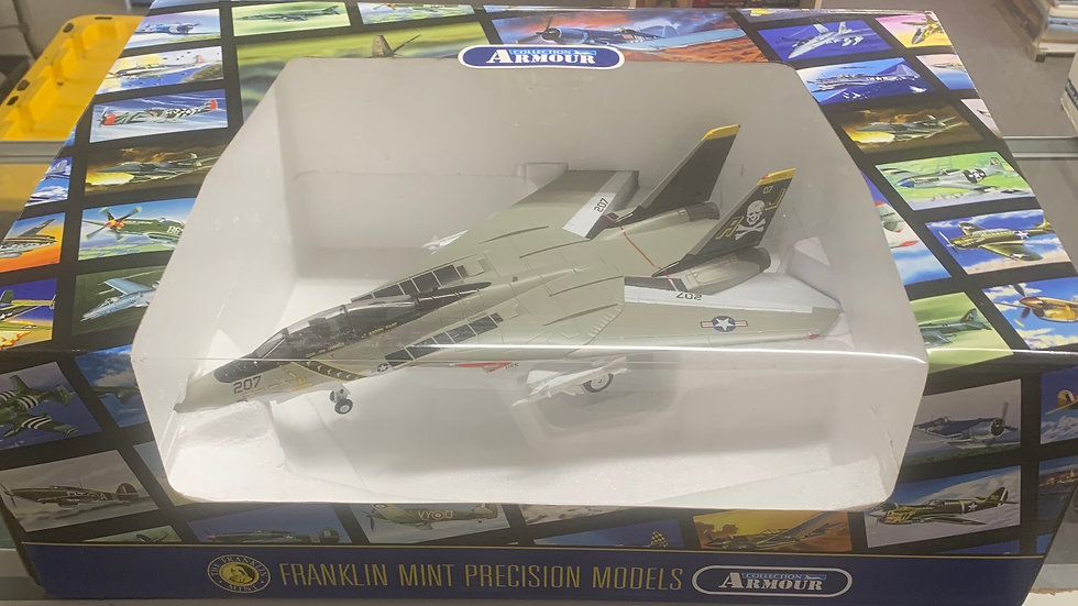 Franklin Mint F-14  Tomcat Jolly Rogers