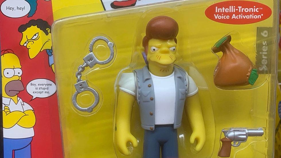 Simpson's figure - Snake
