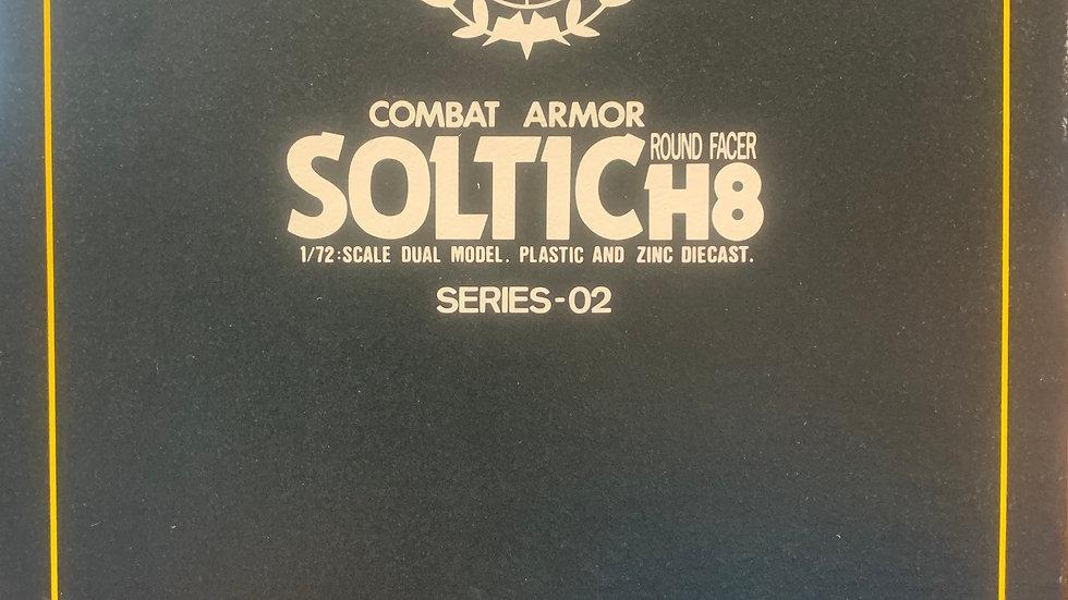 Takara Combat Armor Soltic H8 round facer 1/72