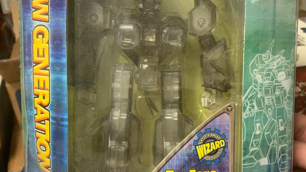 Robotech New Generation Shadow Fighter toyfare /2000