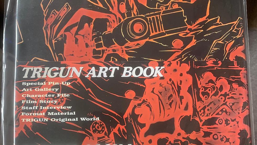 Japan Trigun Art Book