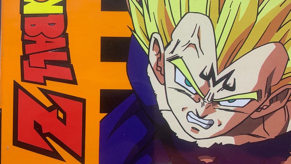 Dragon Ball Z season 8 dvd set