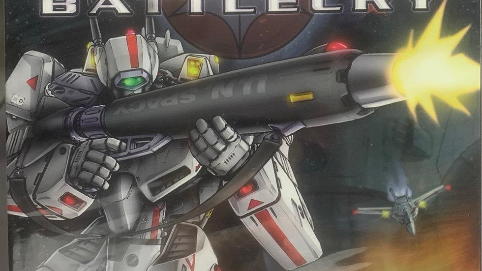 Robotech Battletech  strategy guide