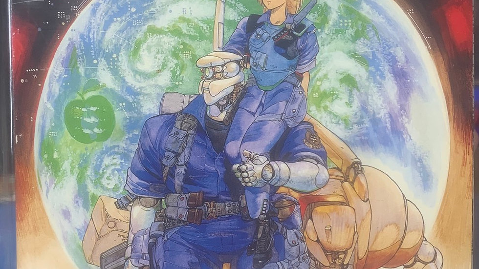 Appleseed Book one shirow