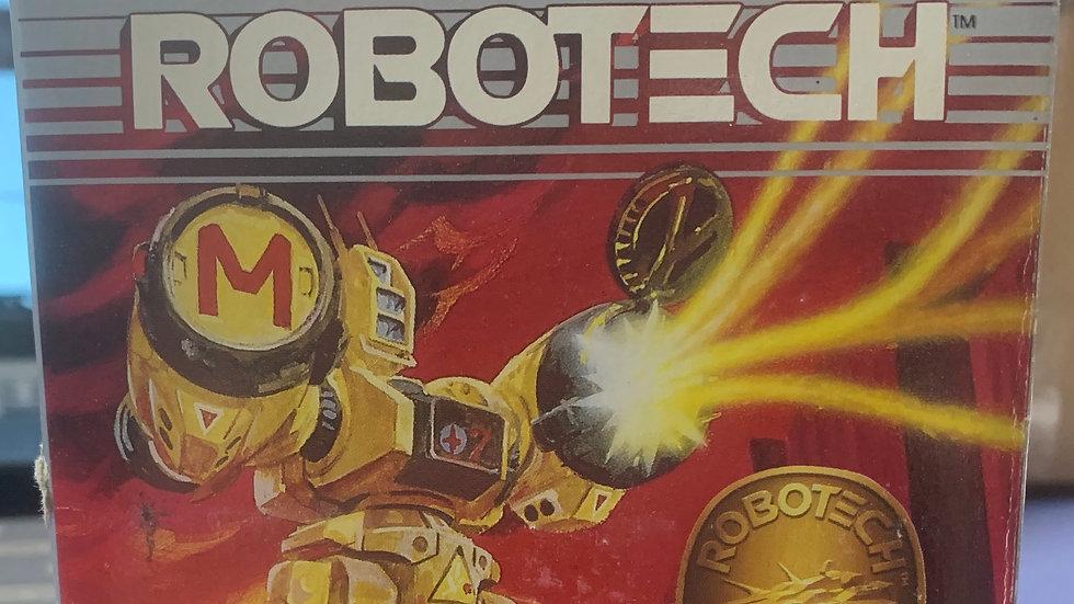 Matchbox Robotech Civil Defense Unit Spartan Battloid