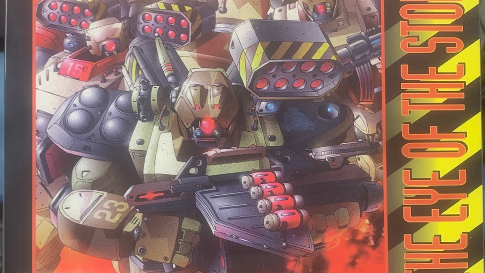 Heavy Gear RPG DP9-101 Rulebook 2nd edition
