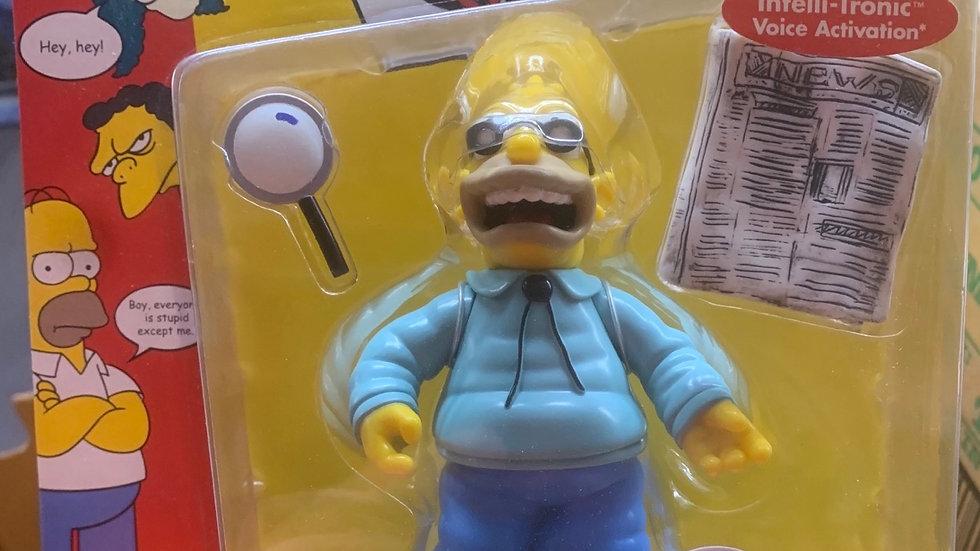 Simpson's figure- Grampa Simpson