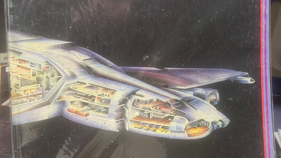 Star Trek RPG Romulan Ship recognition manual