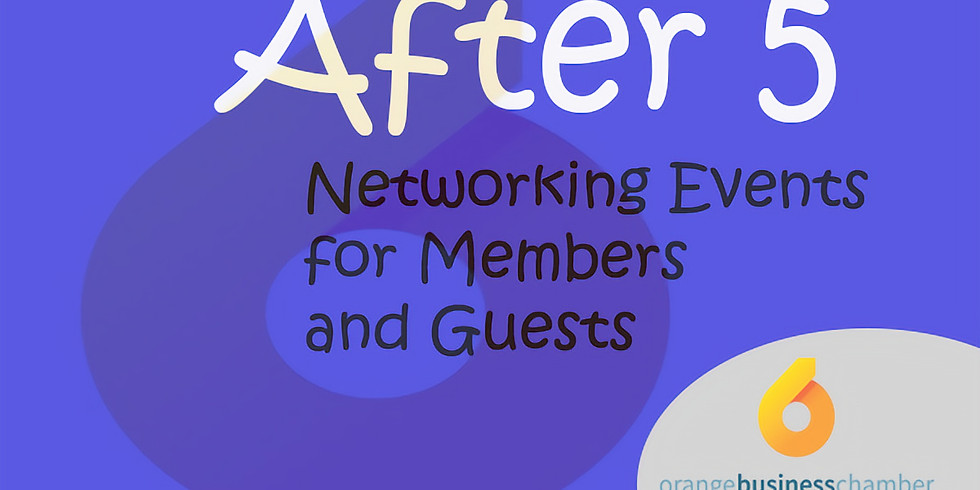 After 5 Event - hosted by Worrells Solvency & Forensic Accountants
