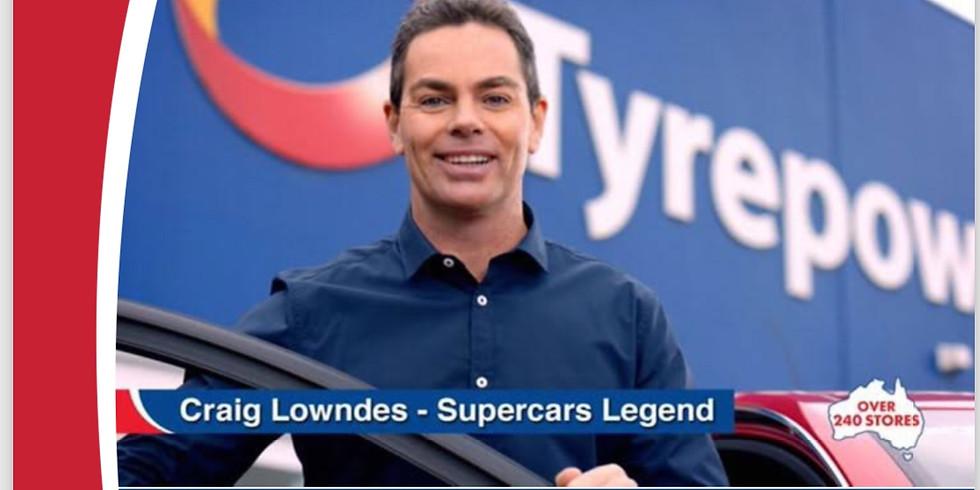 Tyrepower Orange - Meet Craig Lowndes