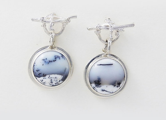 Gentle Snowfall Earrings