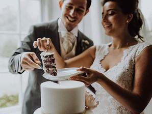 Velbekomme! 💞🎉 Tillykke Nathali og Eli