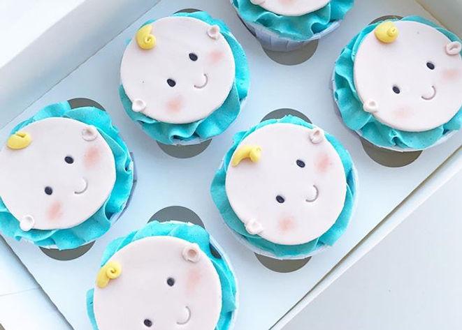 Jeg kalder altid mine cupcakes for _mine