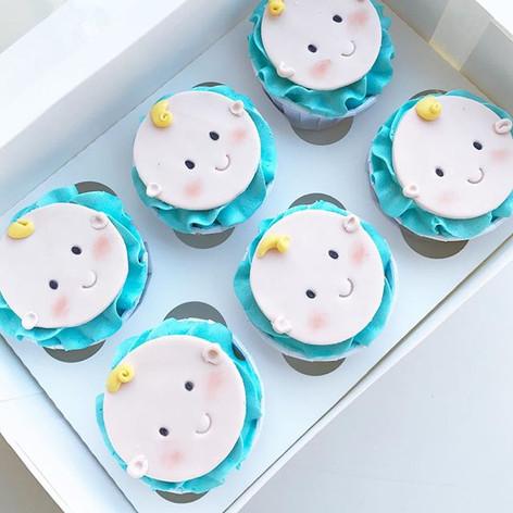 Jeg kalder altid mine cupcakes for mine babys