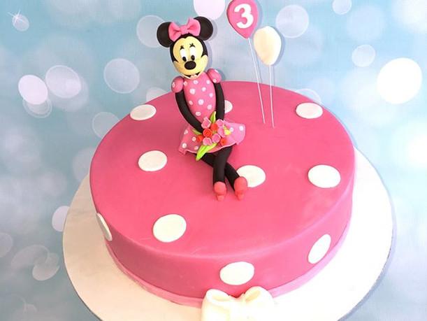 Minnie mouse kage__#kage #københavn #min
