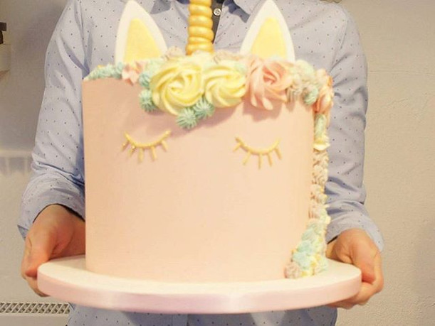 No bunnies here but the unicorn will do;