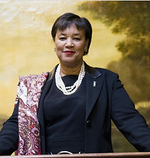 Rt Hon Patricia Scotland, QC