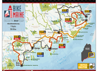 Maine Farm and Sea Coop tapped for Bold Coast Ride Event