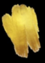 Ein goldener Fleck in Form eines Zahnes- weil wir in der Zahnarztpraxis Dr. Dousti in Osnabrück Zähne lieben.