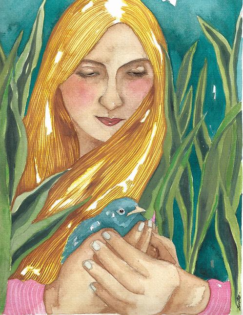 El Pajaro Azul (Blue Bird)