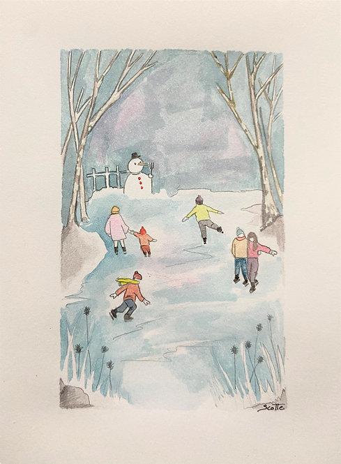 Christmas card #10