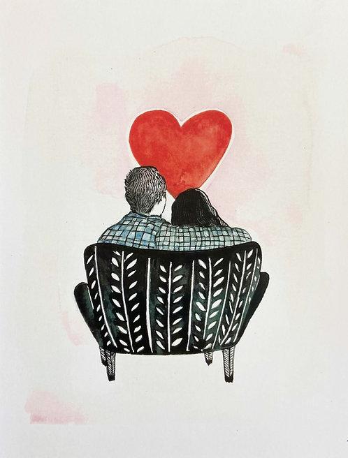 Love consist in...