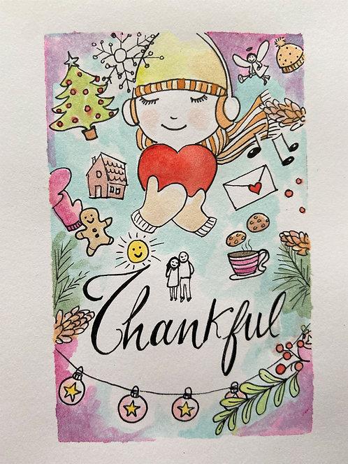 Christmas card #12