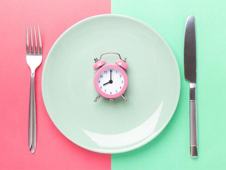 הפסק לאכול בכדי לחיות יותר