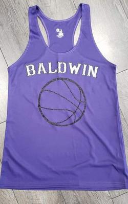 baldwin basketball