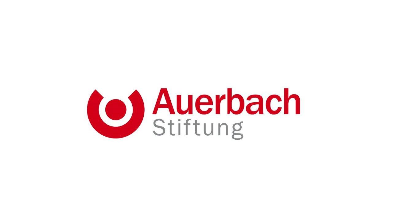 Logo der Auerbach Stiftung