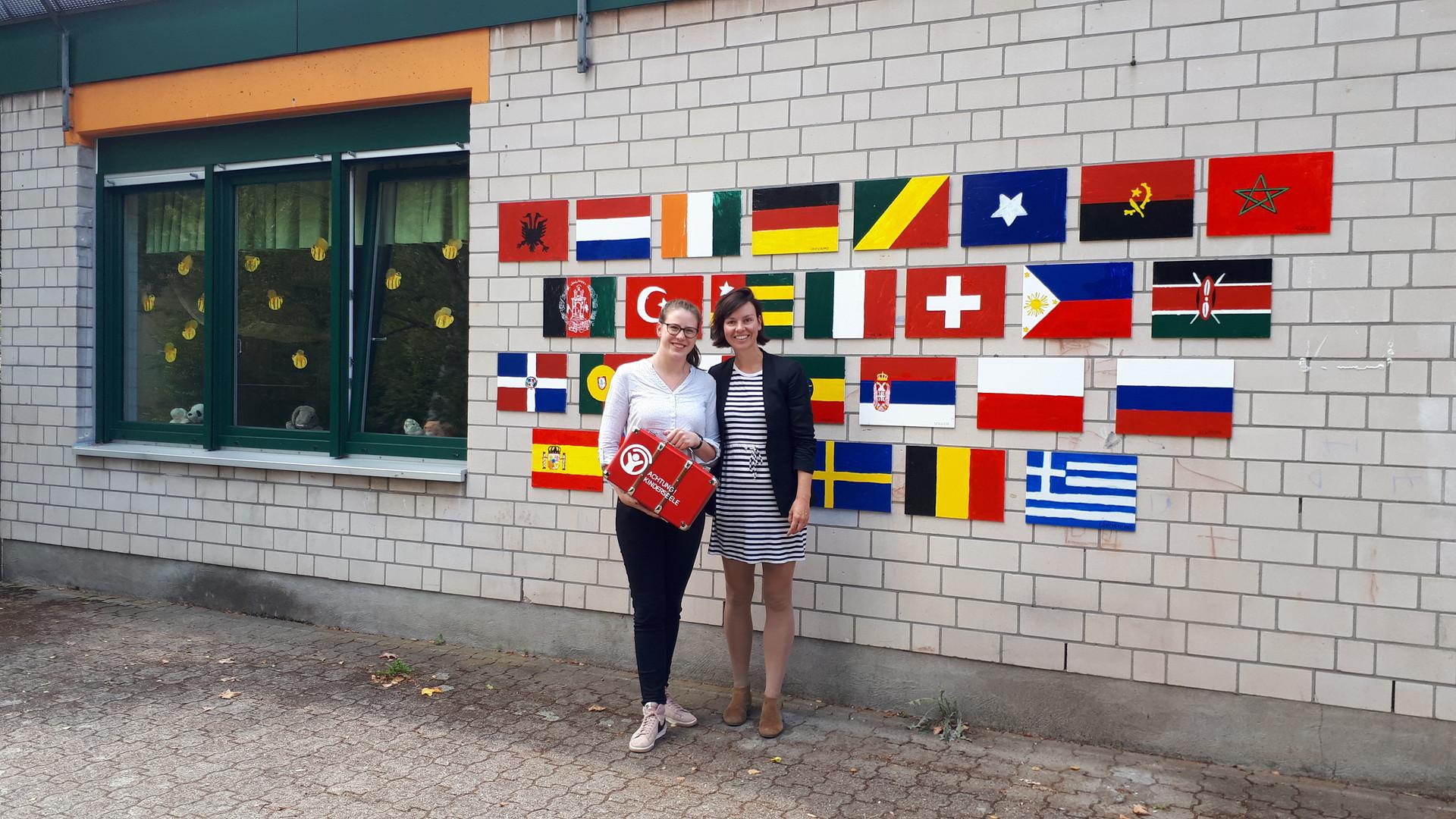 Die Stiftung Achtung!Kinderseele  war in Köln auf einer Trägerveranstaltung