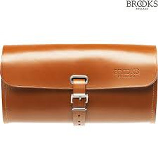 Brooks Challenge Large Saddle Bag - Honey
