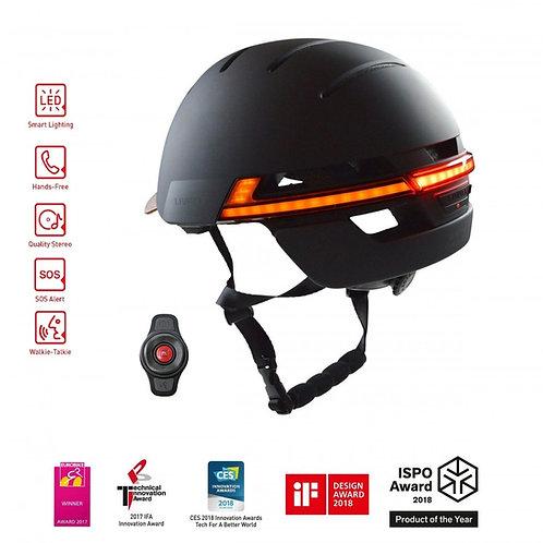 Livall BH51M Urban Smart Helmet-phone