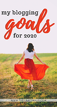 Blogging goals for beginners in 2020