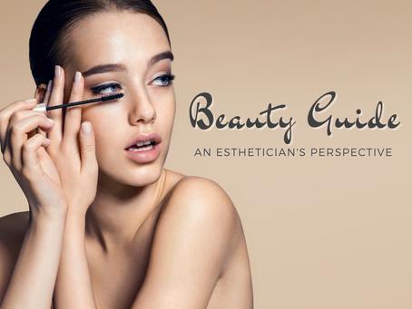 An Esthetician's Rolling Beauty Guide